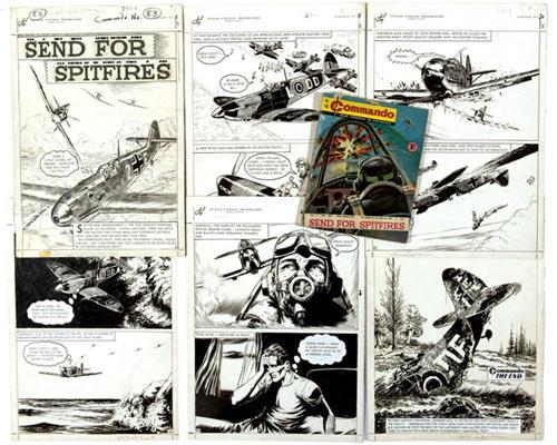 Comic book market report